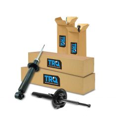 95-01 BMW 740i, 740iL (exc Electronic Susp) Front & Rear Strut/Shock Absorber Kit (Set of 4)