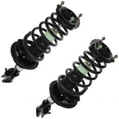 00-05 Hyundai Accent Rear Quick Strut & Spring Assy PAIR