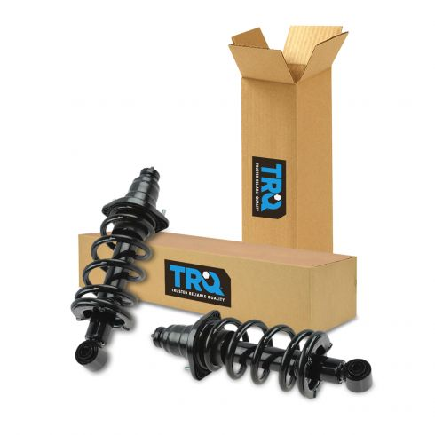 03-11 Honda Element Rear Strut and Spring Assembly PAIR