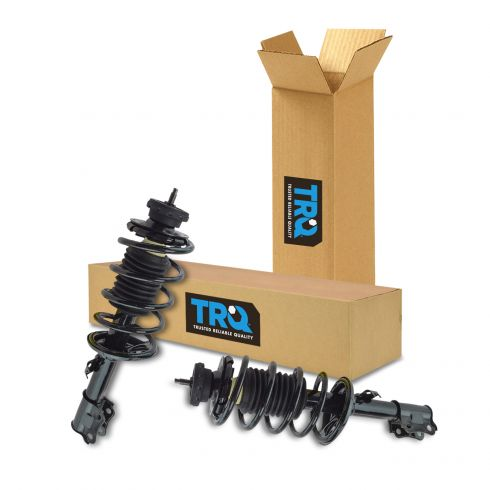New Front Pair Shock Absorbers Fit Pontiac G3 09-10 /& Pontiac Wave 05