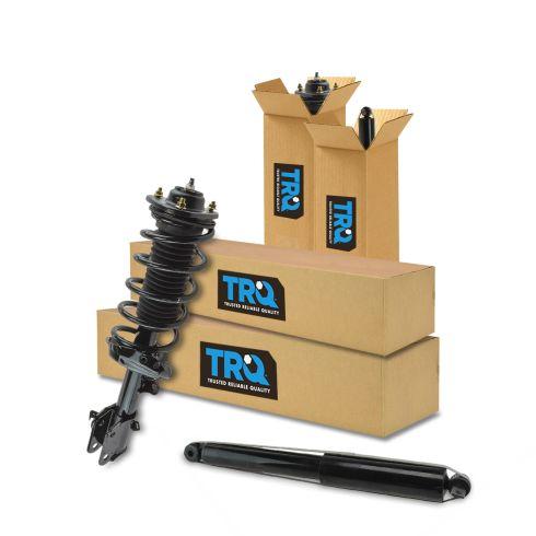 08-10 Honda Odyssey Front Strut Assembly & Rear Shock Kit (Set of 4)