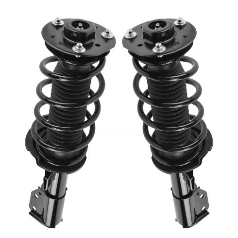 Pair Set of 2 Front Monroe Strut and Coil Spring Kit For Chevy Equinox Torrent