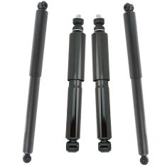 89-97 Ford Ranger; 94-97 Mazda B3000, B4000 4WD Front & Rear Shock Absorber Kit (Set of 4)