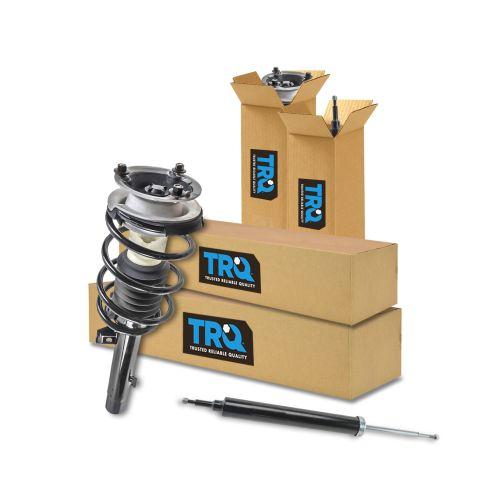 06 BWM 325i, 330i; 07-12 328i, 335i; 09-11 335D;11 335iS (exc Sport) Loaded Strut &Shock Kit (4pc)
