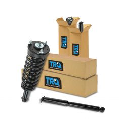 04-11 Colorado, Canyon RWD (exc 17In & 18In Rims) Frnt Strut & Spring Asm & RearShock Abs Kit (4pc)