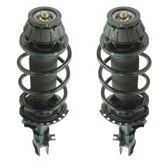 12-14 Hyundai Accent Front Strut & Spring Assembly Pair