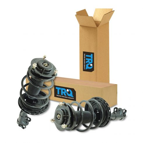 12-14 Toyota Camry (exc SE) 2.5L Front Strut & Spring Assembly Pair