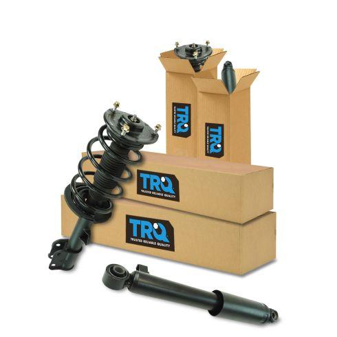 for 2011 2012 2013 Kia Sorento Complete Rear Shocks /& Sway Bar Link Kit