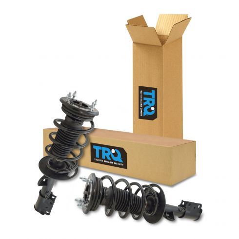 13(after 9/4/12)-16 Ford Explorer (w/o Police) Front Strut & Spring Assembly Pair