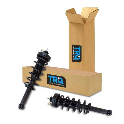 11-16 Dodge Journey Rear Shock & Spring Assembly Pair