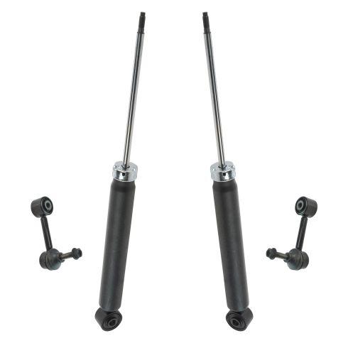 05-14 VW Multifit Rear Shock Absorber & Sway Bar Link Kit (4pc)
