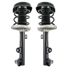 01-07 MB C-Series w/RWD (w/o Elect Susp) Front Strut & Spring Assy Pair