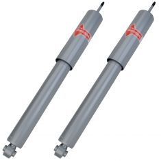 62-74 Dodge Plymouth Front Shock Pair Gas-a-Just (KYB)