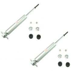 57-92 Multifit Front Shock Pair Gas-A-Just (KYB)
