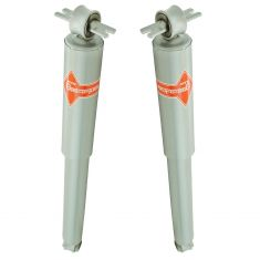 68-96 Buick, Chevy, Pontiac Rear Shock Absorber Pair (KYB Gas-a-Just)
