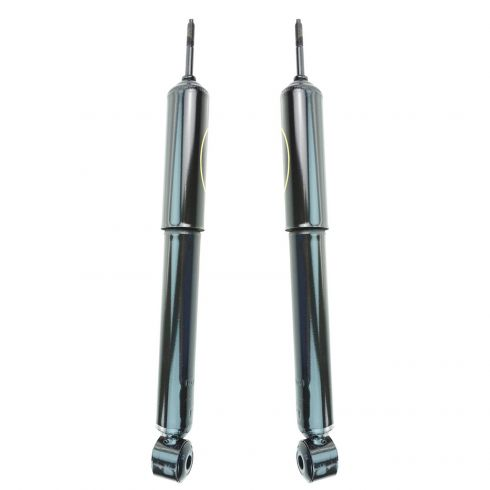 03-11 Saab 9-3 w/FWD; 10-11 9-3X Rear Shock Absorber PAIR (Monroe OE Spectrum)