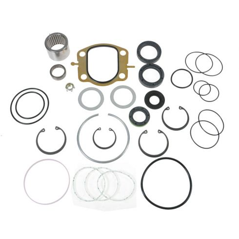 65-88 AMC GM Ford International Jeep Mulitfit Power Steering Gear Box Seal Rebuild Kit