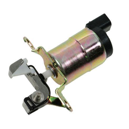 92-09 Ford; 92-04 Lincoln; 92-07 Mercury Multifit Shift Interlock Solenoid (Stg Col Mtd)