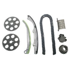 1991-98 Saturn S Series 1.9L DOHC Complete Timing Chain Set