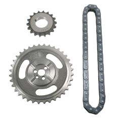 1991-93 GM Turbo 4.3L; 1996-02 5.7L Roller Timing Chain Set