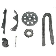 1983-89 Nissan Z24 Z24I Double Roller Timing Chain Set
