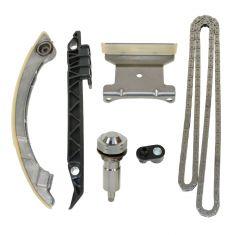 00-10 GM Multifit w/2.0l, 2.2L, 2.4L Timing Chain Set (Chain, Tensioner, Rails)