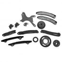 04-12 Dodge; 04-10 Jeep Multifit; 06-09 Mitsubishi Raider w/3.7L Complete Timing Chain Set