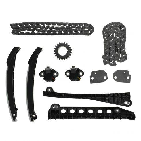 05-10 F150-F350SD; 05-13 Exptn, Navgtr; 09-13 E150-E350; 06-08 LT w/5.4L Tmng Chain Set (w/o Sprkts)