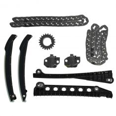 05-10 F150-F350SD; 05-13 Exptn, Navgtr; 09-13 E150-E350; 06-08 LT w/5.4L Complete Timing Chain Set
