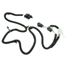 07-15 Jeep Wrangler Add-On 4-Way Trailer Towing Plug In Wiring Harness (Mopar)