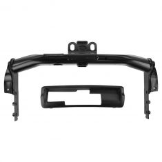 11-15 Jeep Grand Cherokee Class IV Trailer Receiver Tow Hitch w/Bezel & Installation Kit (Mopar)