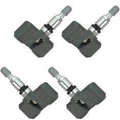 04-11 Toyota Tacoma Avalon Camry Multifit Tire Pressure Monitor Sensor Assy SET