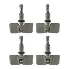 2005-08 Honda Odyssey; 2007-08 Element Tire Pressure Monitor Sensor Assy SET