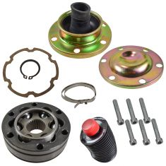 99-04 Jeep Grand Cherokee; 02-07 Liberty Front Driveshaft Rear CV Joint Rebuild Kit