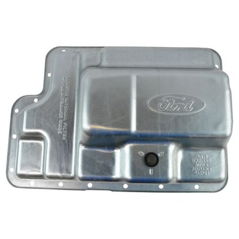 08-14 E350; 08-10 F250SD-F450SD; 07-13 F53 w/5 Spd A/T Transmission Oil Pan (Ford)