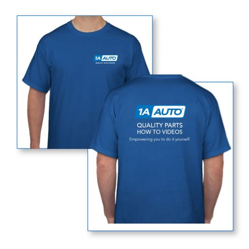 1A Checklist T-Shirt - XLarge