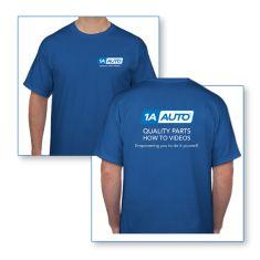 1A Checklist T-Shirt - 2XLarge