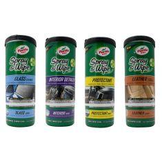 Turtle Wax Spray & Wipe Kit