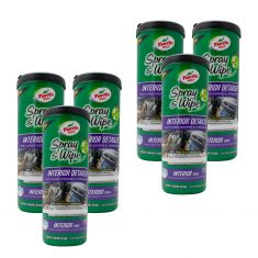 Detailing Wipes 6 Pack