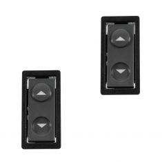 90-94 GM truck Power window switch Pair