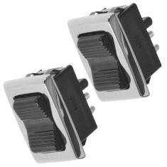 68-85 MB R107, W108, W111, W114, W115 Chassis Door Single Window Switch Pair (Mercedes Benz)
