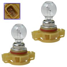 11-15 Chrysler; 10-15 Dodge, Jeep Multifit Driving Fog Light Bulb Replacement w/Socket Pair(MP)