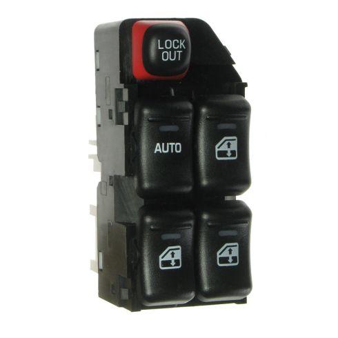 1997-05 Malibu, Cutlass Power Window Switch Front Driver