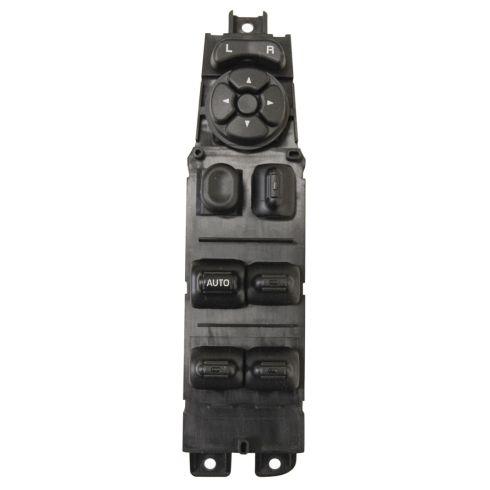 01-03 Durango; 00-04 Dakota; 03-06 Ram 1500 2500 3500 Crew Cab Master Power Window Switch LF