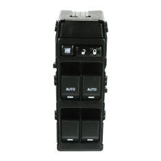 07-12 Chrysler; 07-12 Dodge; 07-10 Jeep Multifit Master Power Window Switch (w/Auto Up/Down) LF