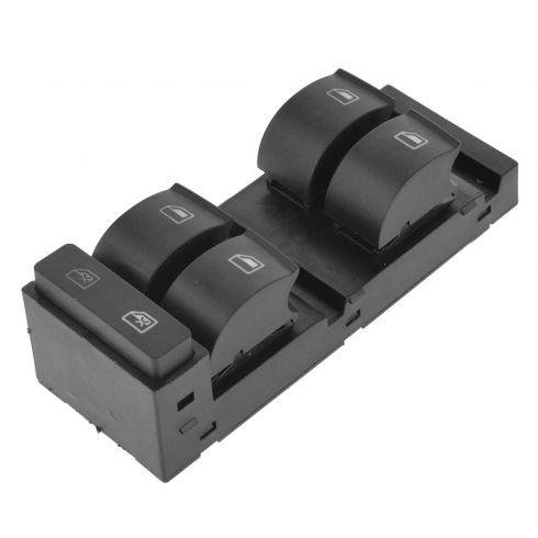 98-04 Audi A6; 02-03 S6; 03 RS6 Master Power Window Switch LF