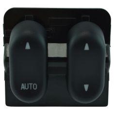 97-99 (to 8/14/98) F150, F250LD; 99 F250SD-F550SD Master Power Window Switch LF