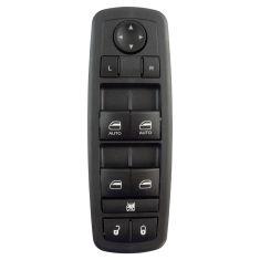 09-12 Ram 1500 2500 3500 Truck Quad Cab Master Window Switch