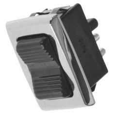 68-85 MB R107, W108, W111, W114, W115 Chassis Frnt Door Single Window Switch LF = RF (Mercedes Benz)