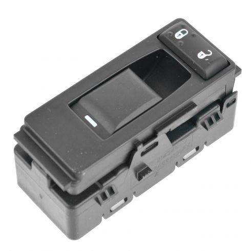 07-14 Chrysler, Dodge, Jeep Multifit (w/One Touch Down) Power Window/ Door Lock Switch RF (Mopar)